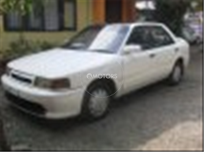 Registered Used 1991 Mazda 18 7xxx For Sale In Colombo