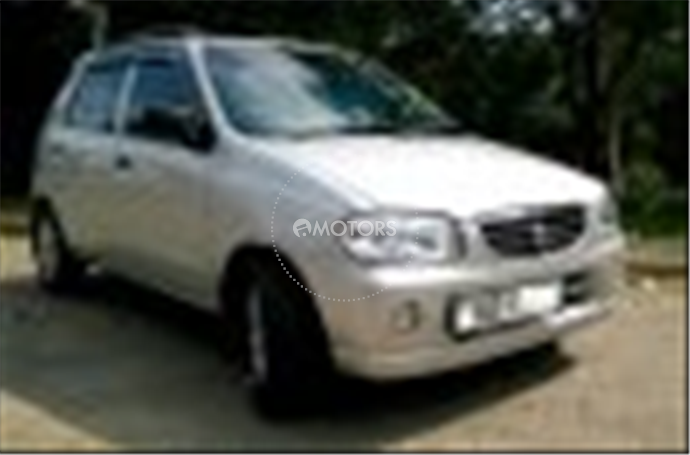 Alto Auto For Sale In Sri Lanka: Registered (Used) 2004 Suzuki ALTO For Sale In Kandy