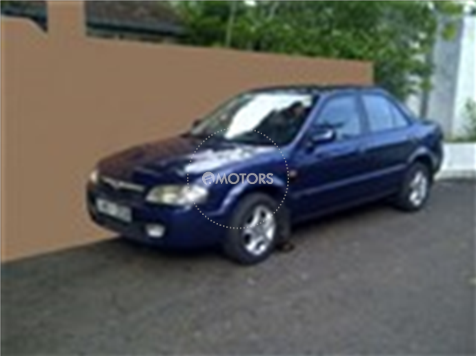 Used 2000 Mazda 323 6bj10m For Sale In Colombo Buy And