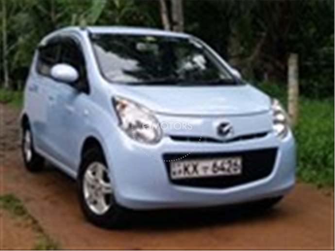 Used 2010 Mazda Carol Kx For Sale In Gampaha Buy And