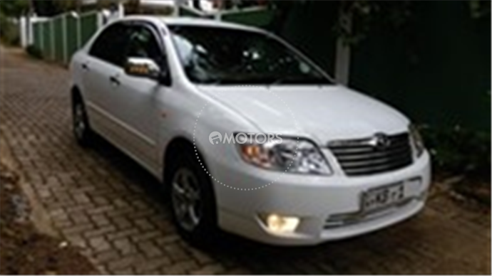 used 2005 toyota corolla nze121 for sale in malabe   buy