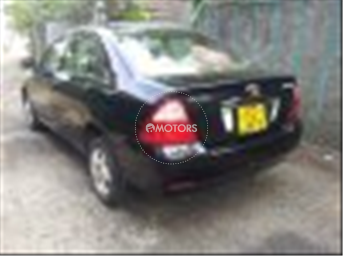 registered used 2006 toyota corolla for sale in colombo